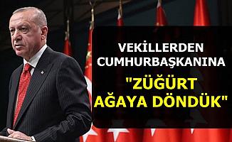 """Vekillerden Erdoğan'a: """"Züğürt Ağa'ya Döndük"""" (Züğürt Ağa Ne Demek?)"""