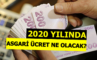 2020 Asgari Ücret Ne Kadar Olacak? İlk Kritik Rakamlar Geldi