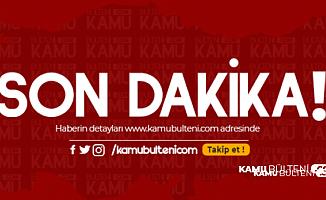 Ankara'da Yağmur Başladı-Yıldırım Düştü-İşte Hava Durumu