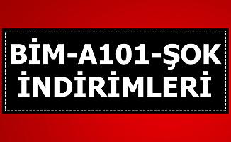 BİM-A101-ŞOK Aktüel Ürünler İndirim Kataloğu-28-29-30 Ağustos 2019