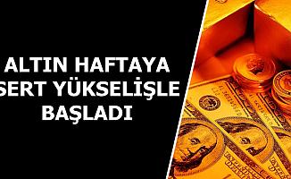 Borsalar Açıldı: Altın ve Dolar Yükselişe Geçti-İşte 5 Ağustos Döviz Kuru ve Altın Fiyatları