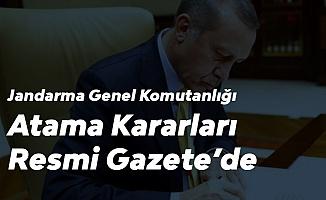 Cumhurbaşkanı'ndan Jandarma Kararı! Resmi Gazete'de Yayımlandı
