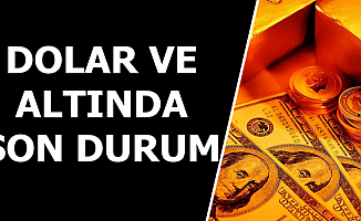 Dolar Son 4.5 Ayın En Düşük Seviyesine Geriledi-İşte Döviz ve Altında En Son Durum