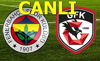 Fenerbahçe: 5 Gazişehir: 0 Maç Özeti