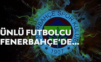 Fenerbahçe Ünlü Futbolcuyu Renklerine Bağladı