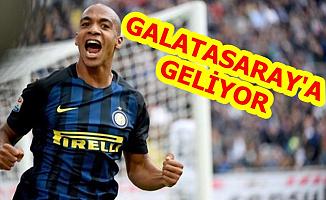 İnter'in Yıldızı Galatasaray'a Geliyor (Joao Mario Kimdir, İşte Golleri)