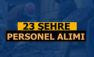 İŞKUR'dan 23 Şehre Personel Alımı (Eczane Personeli-Sekreter-Personel)