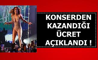 Jennifer Lopez'in Antalya'da Kazandığı Para Açıklandı