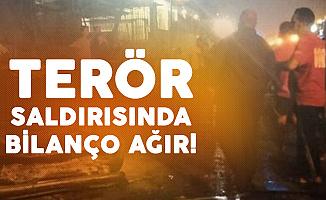 Mısır İçişleri Bakanlığı'ndan Son Dakika Açıklaması: Patlamanın Kaynağı Terör!