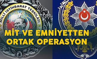 MİT ve Erzurum Emniyetinden Ortak Operasyon! 2 Bölücü Kıskıvrak Yakalandı