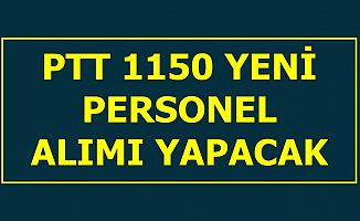 PTTPAL 1150 Personel Alımı Yapacak-KPSS Şartı Olmayacak 2019