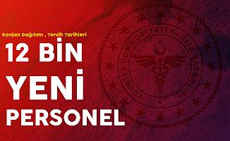Sağlık Bakanlığı 12 Bin Sözleşmeli Personel Alımı Tercihleri 7 Ağustos'ta Başlıyor