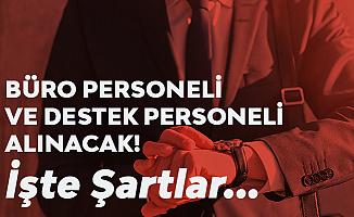 Samsun Üniversitesi'ne Büro Personeli ve Destek Personeli Alınacak - Başvuru Şartları