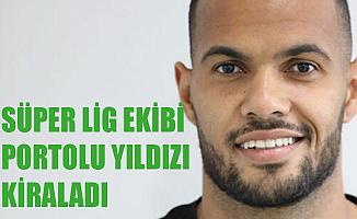 Sivasspor Porto'dan Fernando Andrade'yi Kiraladı