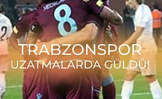 Trabzonspor-Sparta Prag Maç Sonucu : 2-1 ! Temsilcimiz Bir Üst Tura Yükseldi