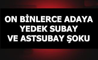 6 Bin TL Maaş Verilecek: On Binlerce Adaya Yedek Subay Astsubay Alımı Şoku
