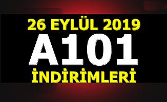 A101 26 Eylül 2019 İndirimleri-Ucuza Telefon, Televizyon..