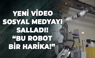 Boston Dynamics'in Atlas Robotu Bu Sefer İşi Abarttı!