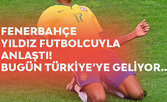 Fenerbahçe'ye Yıldız Futbolcu! Luiz Gustavo ile 3 Yıllık Sözleşme Tamam