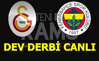 Galatasaray Fenerbahçe Maç Özeti ve Lig Puan Durumu