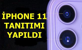 iPhone 11 Tanıtıldı Fotoğrafları Geldi-İŞTE ÖZELLİKLERİ-FİYATI YORUMLARI
