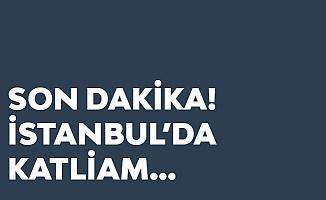İstanbul Arnavutköy'de Katliam! Ailesini Katletti...