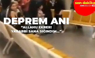 İstanbul'daki Deprem Anı ! Böyle Dua Ettiler (Esenyurt Kaymakamlığı)