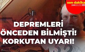 İstanbul Depremini Tahmin Etmişti! Deprem Kahini Frank Hoogerbeets'ten Korkutan Deprem Uyarısı