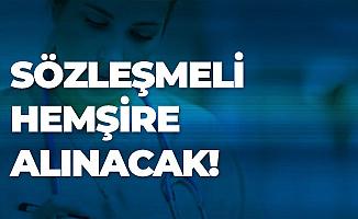 İstanbul Üniversitesi Cerrahpaşa'ya 15 Sözleşmeli Hemşire Alımı Yapılıyor