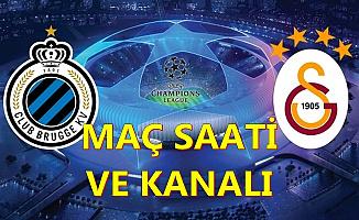 İşte Club Brugge GalatasarayMaç Saati ve Kanalı-İddaa Oranı-Tahmini
