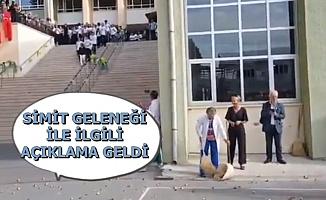 Kadıköy Anadolu Lisesi'ndeki Simit Olayı ile İlgili Açıklama Geldi