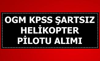 Orman Genel Müdürlüğü Yeni Personel Alımı İlanı Yayınladı-KPSS Şartsız 2019