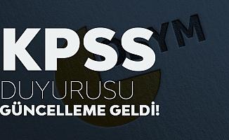ÖSYM'den KPSS Duyurusu! Ortaöğretim, Ön Lisans, Lisans Branş Bazında Sıralamalar Yayımlandı