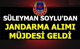 Jandarma Alımı Müjdesi Geldi 2019