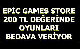 Steam İndirimlerinden Sonra Bir Müjde Daha: Epic Games Store Bu Oyunları Ücretsiz Veriyor