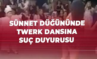 Sünnet Düğünündeki Twerk Dansı için Suç Duyurusu