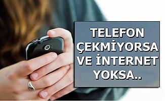Telefon Çekmiyorsa ve İnternetiniz Yoksa Nasıl Arama Yapabilirsiniz? İşte  O Uygulama