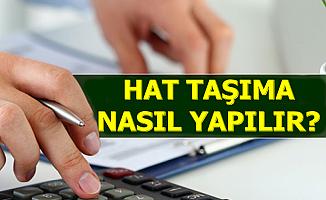 Turkcell ve Vodefone Hat Taşıma İşlemi-Kampanyalar