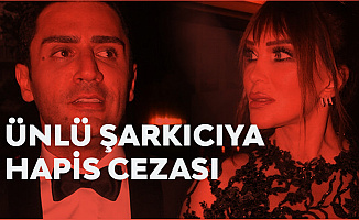 Ünlü Şarkıcı Yaşar İpek'e Hapis Cezası
