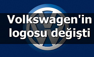 Volkswagen'in Yeni Logosu Belli Oldu