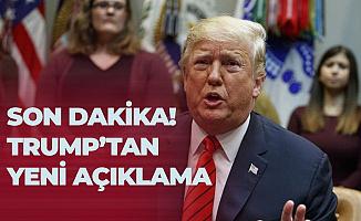 ABD Başkanı Trump'tan Yeni Açıklama: Ateşkes Süreci İyi Gidiyor