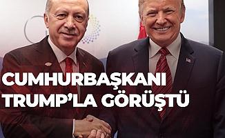 ABD Başkanı Trump'tan Yeni Açıklama: Erdoğan'la Telefonda Görüştüm