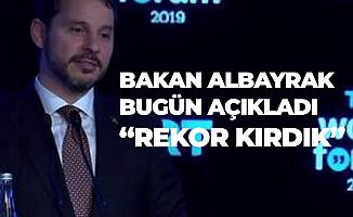 Bakan Albayrak : Cari Fazlada Rekor Kırdık, Enflasyon daha da Düşecek