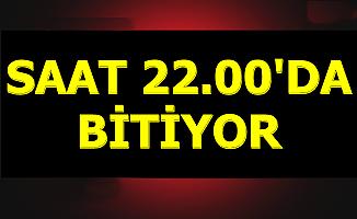Barış Pınarı Harekatı'nda Kritik Saat: 22.00