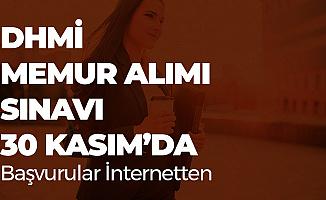 DHMİ Memur Alımı Sınavı 30 Kasım'da Yapılacak