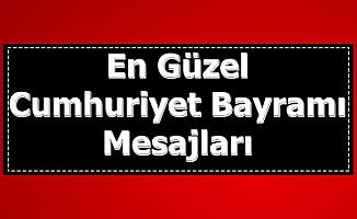 En Güzel 29 Ekim Cumhuriyet Bayramı Mesajları Sözleri ve Atatürk Resimleri 2019