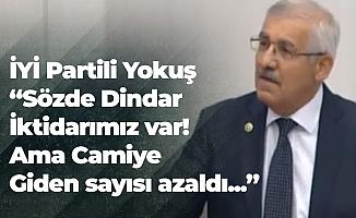 Fahretin Yokuş, Diyanet Personelinin Sorunlarını TBMM Gündemine Taşıdı