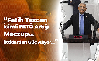 Fahrettin Yokuş'tan 'Fatih Tezcan' Tepkisi: FETÖ Artığı Bir Meczup
