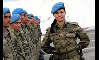 Gönüllü Askerlik İçin Kadın ve Erkek Adaylardan Yoğun Başvuru