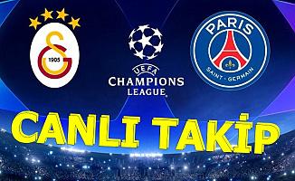 Galatasaray PSG Maç Özeti